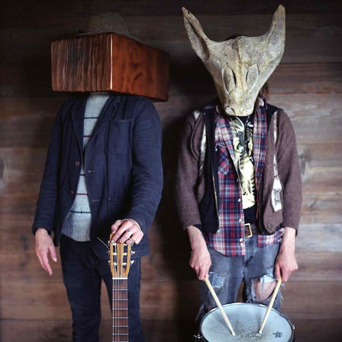 Two Gallants - Self Titled Album