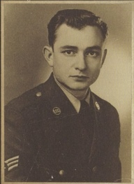Johnny Cash in the Army