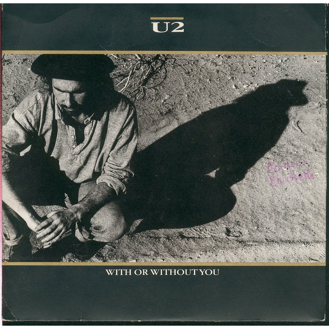 U2 With Or Without You Tuned In Turned Up