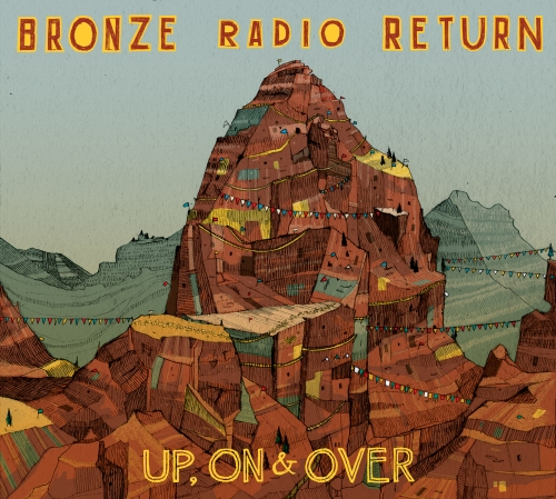 Bronze Radio Return - Up, On & Over